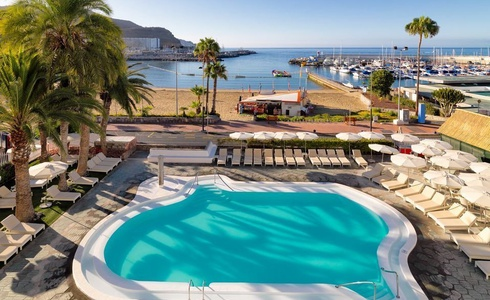 POOL XQ Vistamar Apartments en Gran Canaria