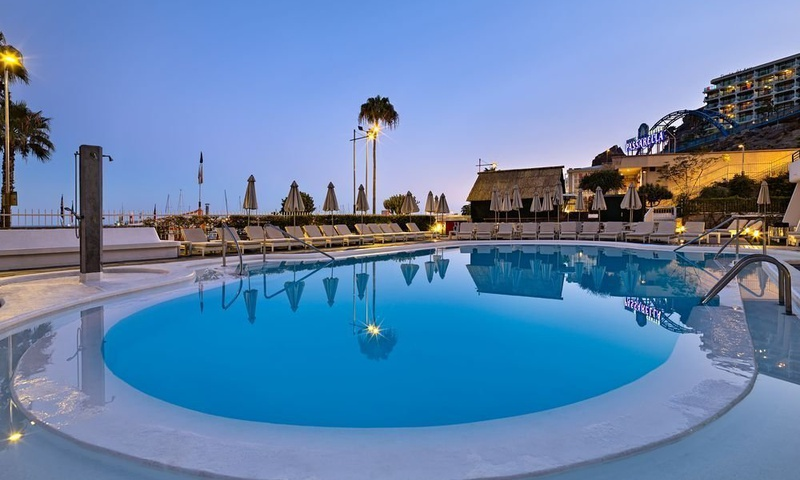 Swimming pool XQ Vistamar Apartments en Gran Canaria